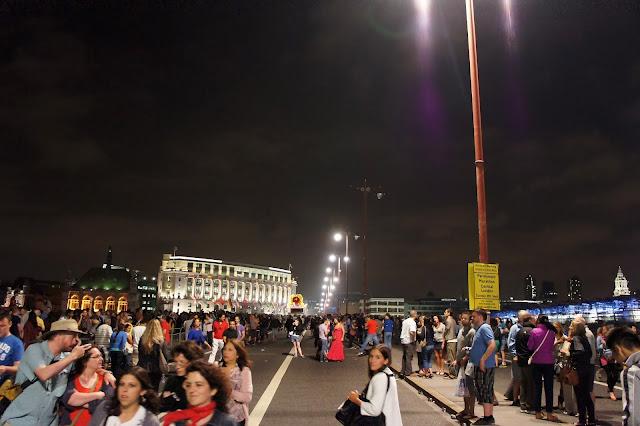 Paralympics closing ceremonies Brazil parade London