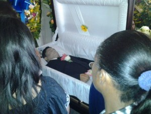 Familia de alcalde asesinado piden aplicar ley contra su verdugo