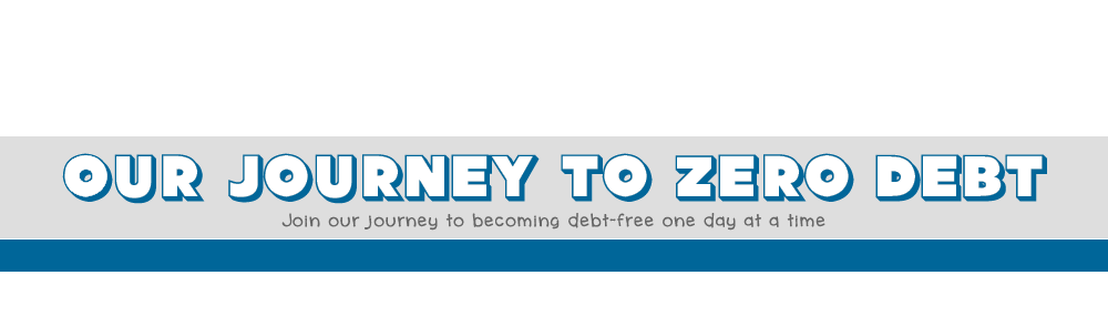 Our Journey To Zero Debt