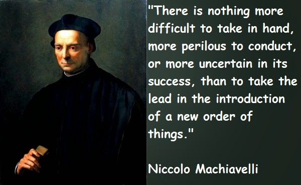 the life of niccolo machiavelli essay