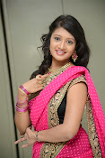 Sandeepthi Gorgeous in Designer Saree-thumbnail-7