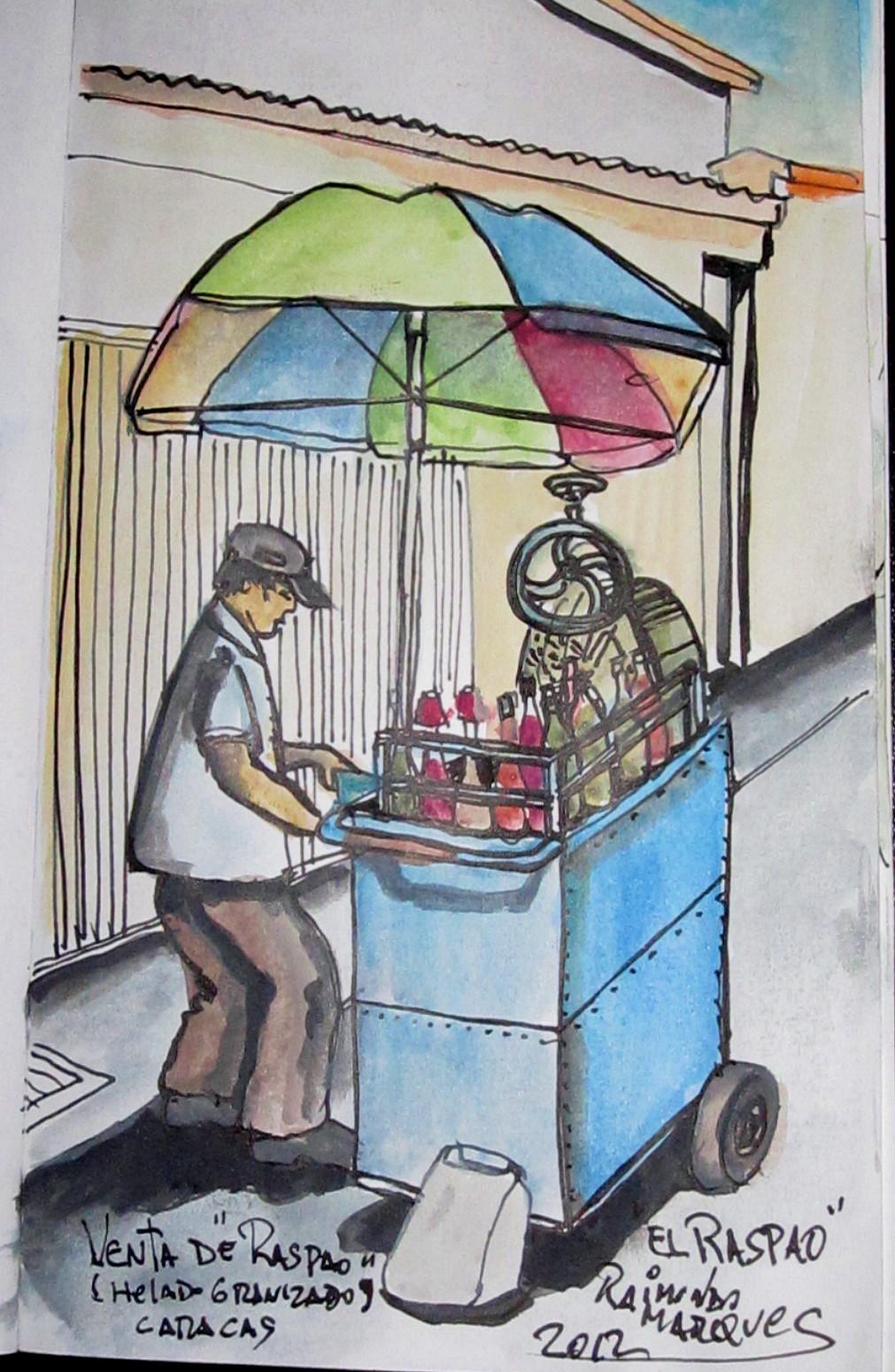 Block De Dibujo De Raimundo Marques Abril 2012
