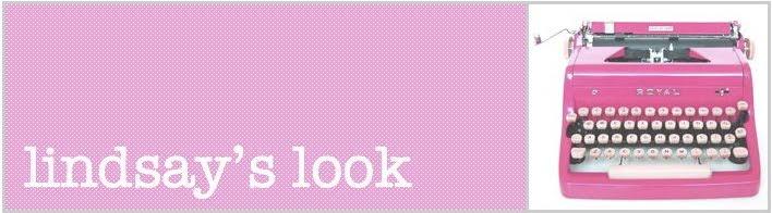 Lindsay's Look