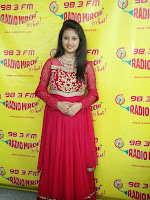 Kanika Tiwari Photos at Radio Mirchi-cover-photo