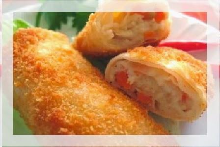 Resep dan Cara Membuat Risoles Ayam dan Sayuran