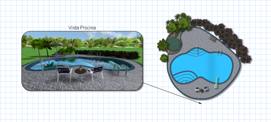 Base paisajismo landscape 3design el programa de dise o for Software diseno piscinas