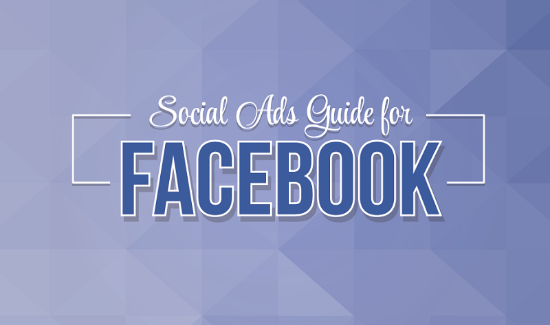 Social Ads Guide for #Facebook - #infographic