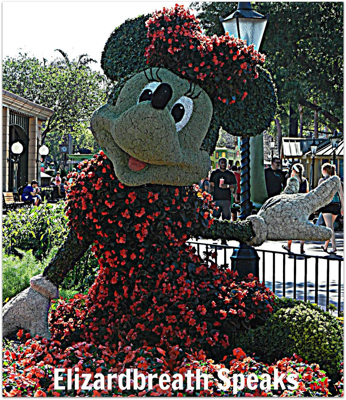 Minnie, Disney World, Florida