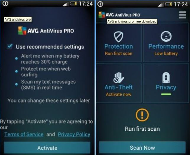 avg cracked apk