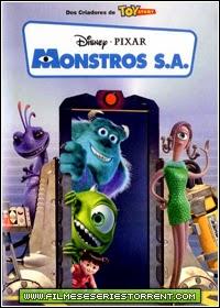Monstros S.A. Torrent Dublado (2001)