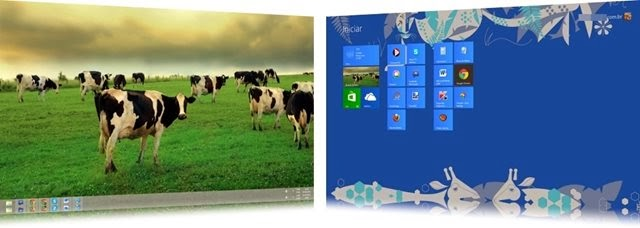 Layout Windows 8 - 640x228