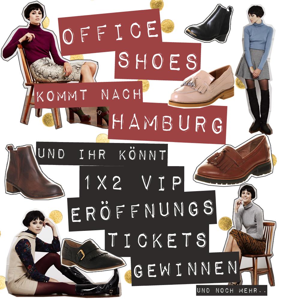 Office London Shoes Hamburg Spitalerstraße 7-9 Fashionblogger Hamburg omgbittenichtschütteln