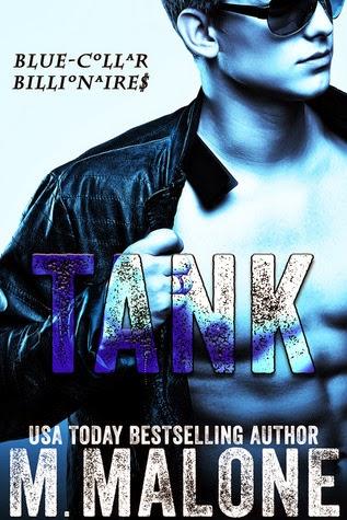 Tank (Blur-Collar Billionaires #1) by M. Malone