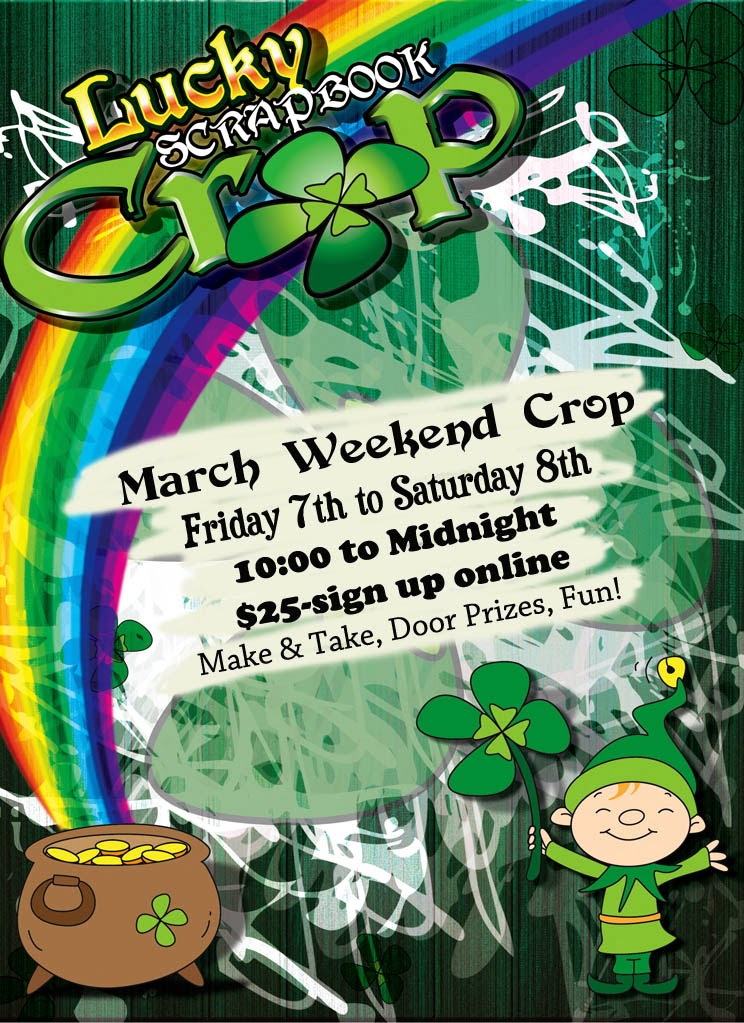 March Crop Flyer