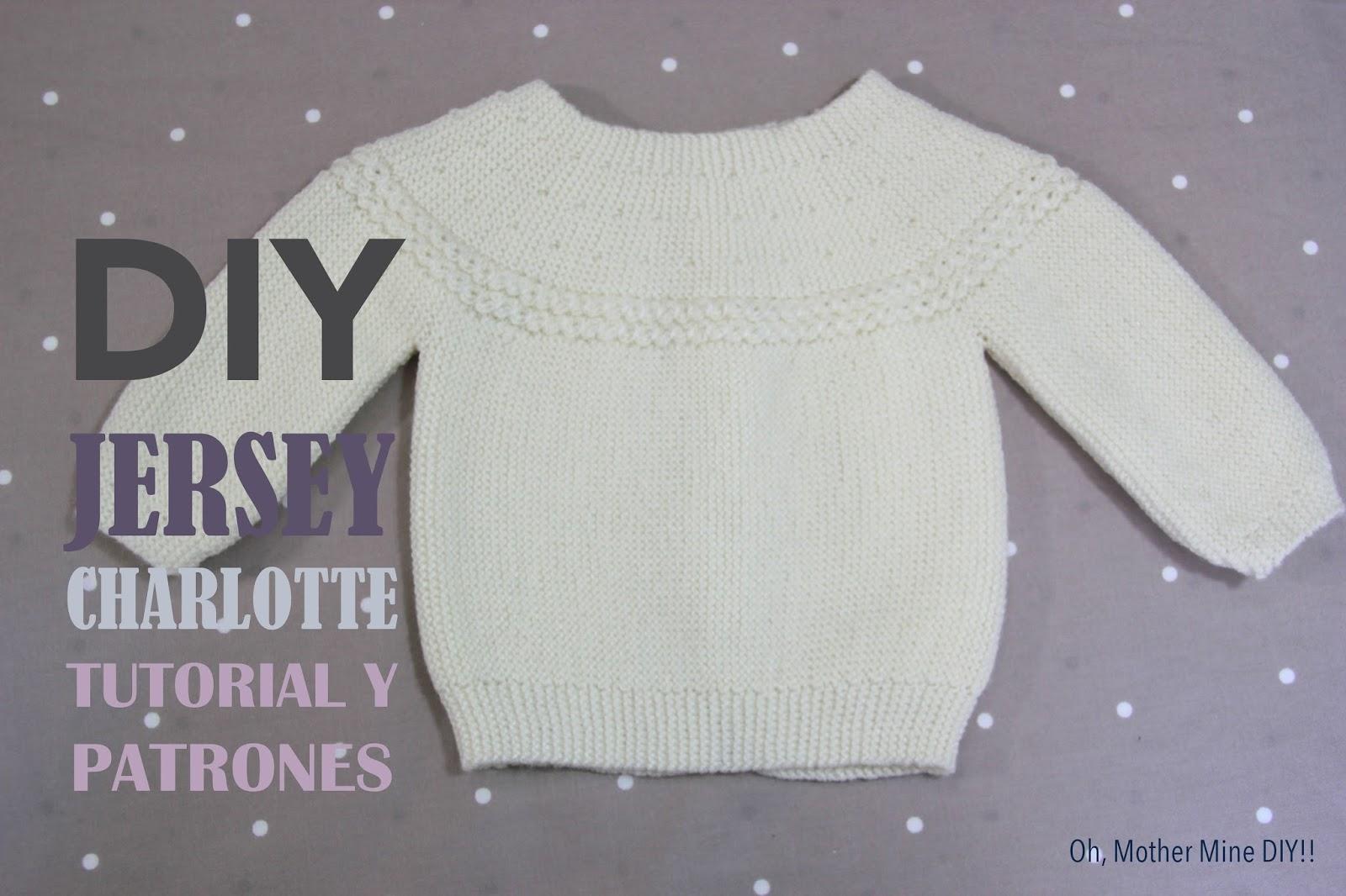 DIY Tutorial Jersey Princesa Charlotte (patrones gratis) - Handbox ...