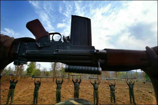 maoist ak 47