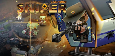 Call of Mini: Sniper v1.21 [Unlimited Coins] Apk Android