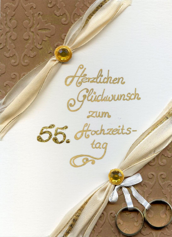 geschenk 55 hochzeitstag beliebte geschenke f r ihre. Black Bedroom Furniture Sets. Home Design Ideas