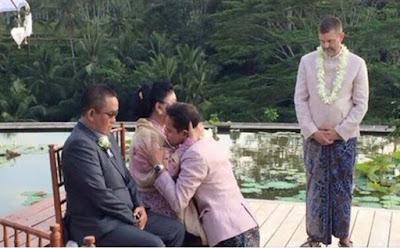 Pernikahan Sejenis Dibali Yang Menghebohkan Sosial Media