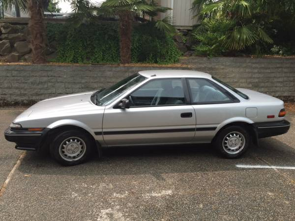 Toyota Corolla Gas Mileage >> 1988 Toyota Corolla SR5 Sport Coupe | Auto Restorationice