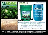 Aggrand Organic Fertilizer