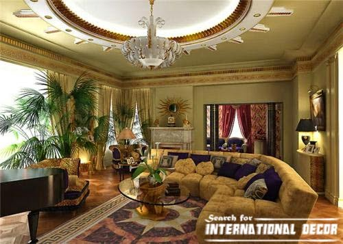 luxury Living room decorating ideas