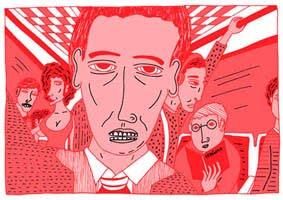 PABLO ROA, Premio INJUVE 2011 de Cómic