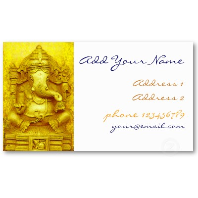 Cheap Wedding Invites: Ganesha Wedding Invitations