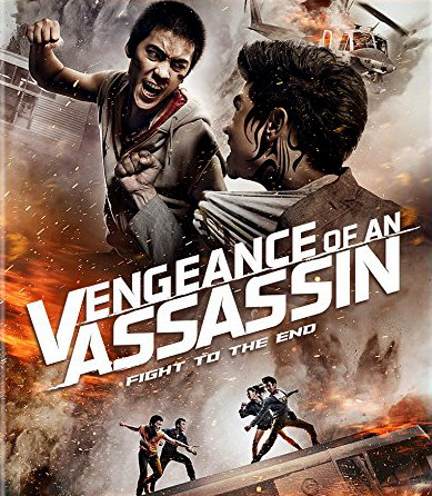 Vengeance of an Assassin – Legendado (2014)