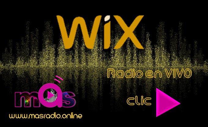 Más Radio - Wix