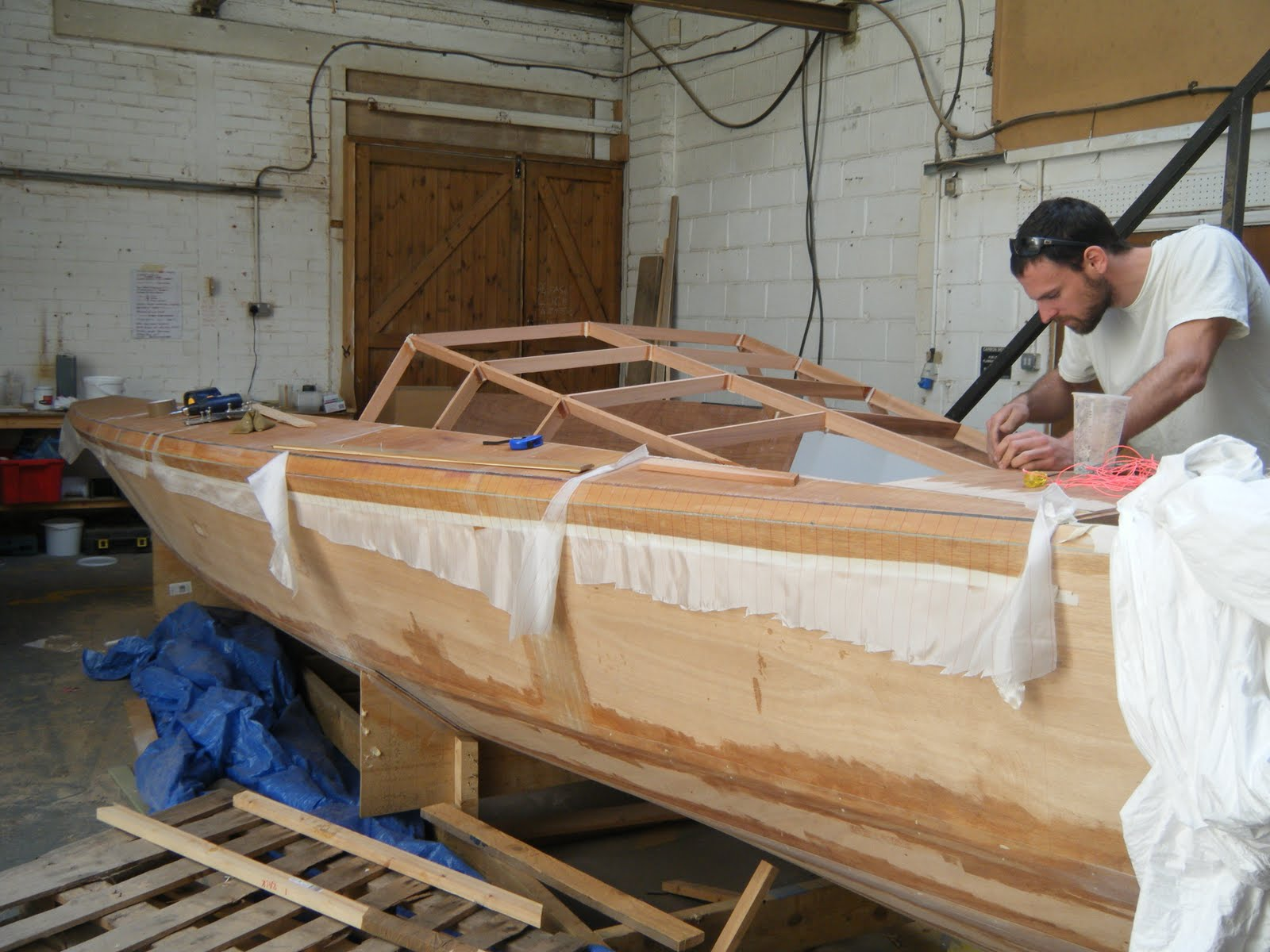 Looking for Plywood boat building videos | MNG OMA