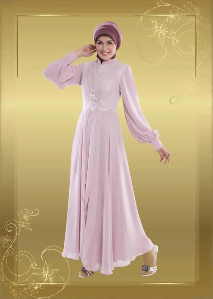 Baju Muslim Gaya Aini Dewasa Disc 10