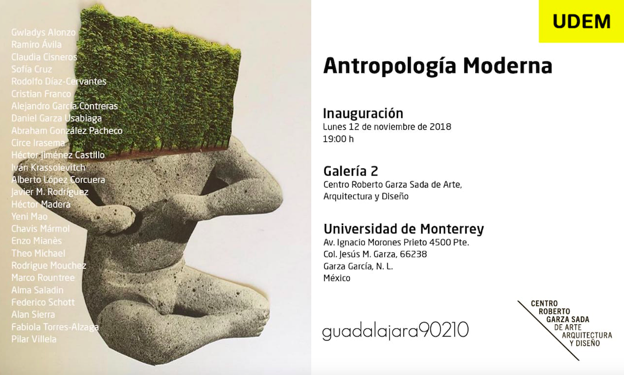 antropología moderna - guadalajara 90210