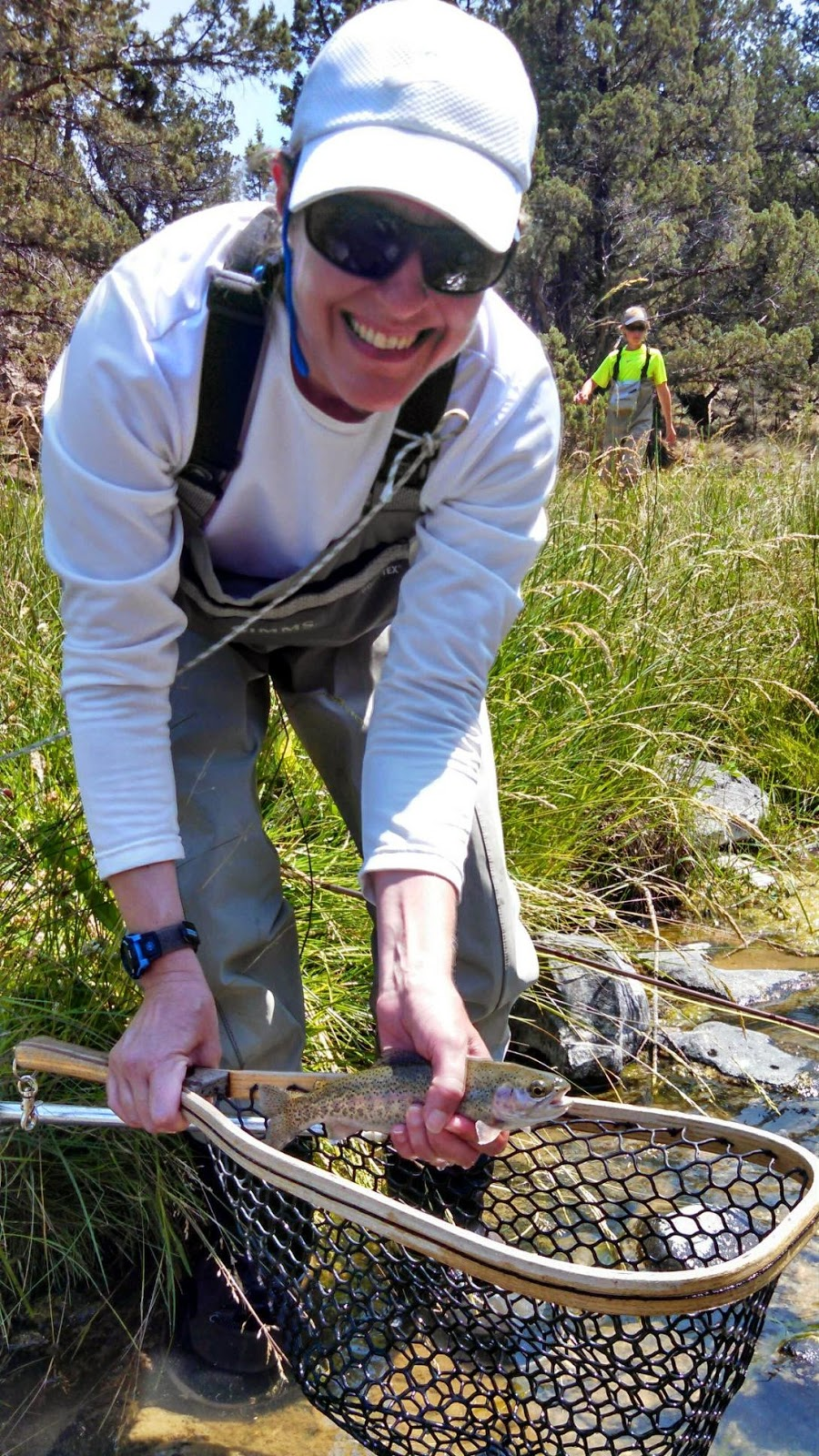 Sunriver fly shop fishing report july 2014 for Oregon fish stocking schedule