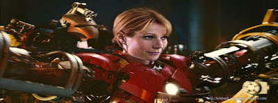 Image couverture facebook Iron Man 3