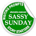 SSSS: (4th Sept) -- Can you finish Cheryl Rainfield's writing prompt?