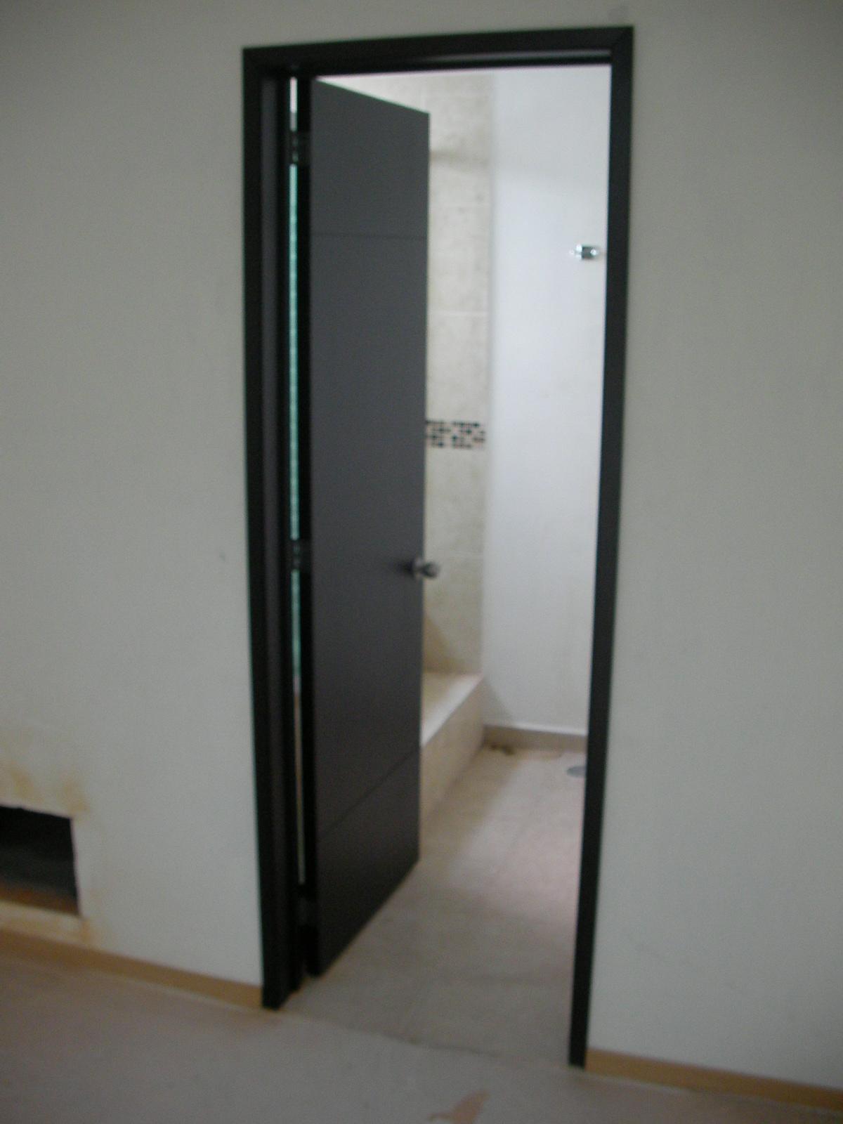 Bisagras Para Puertas De Baño: Integrales Residencial: Puertas; principal, de recamara, de baño