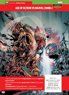 Age of Ultron VS Marvel Zombi #2