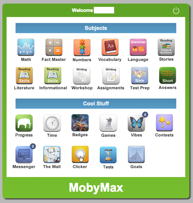 Primary Powers Mobymax Giveaway