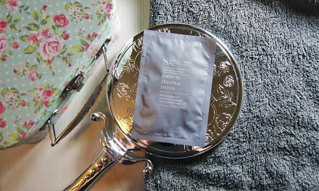 Sanctuary Spa 5-Minute Thermal Detox Mask