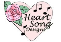 I Won At Heart Song Designs!