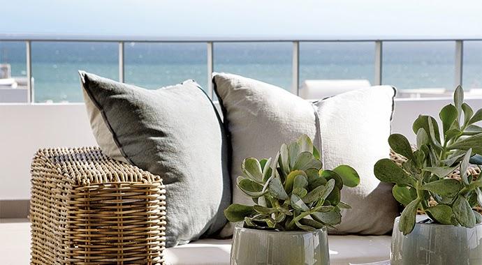 encantadora casa de playa