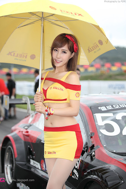 5 Im Min Young, Korea Speed Festival R3 2012-Very cute asian girl - girlcute4u.blogspot.com