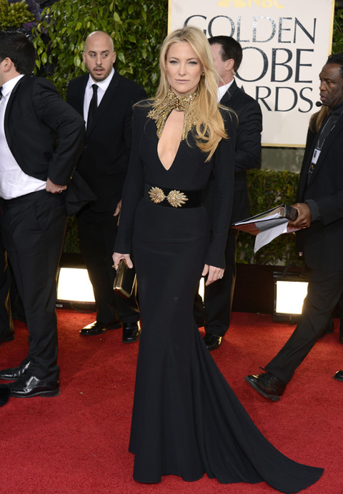 Kate Hudson golden globes 2013