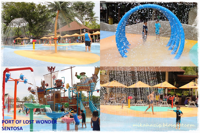 best water playground singapore