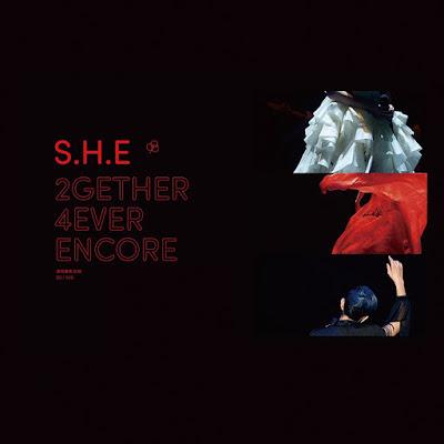 [Live] 2GETHER 4EVER ENCORE 演唱會影音館 - S.H.E (mp3)