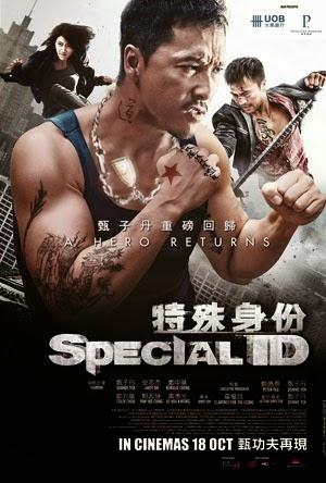Identidad Especial (2013) Full HD 1080p Latino-Chino