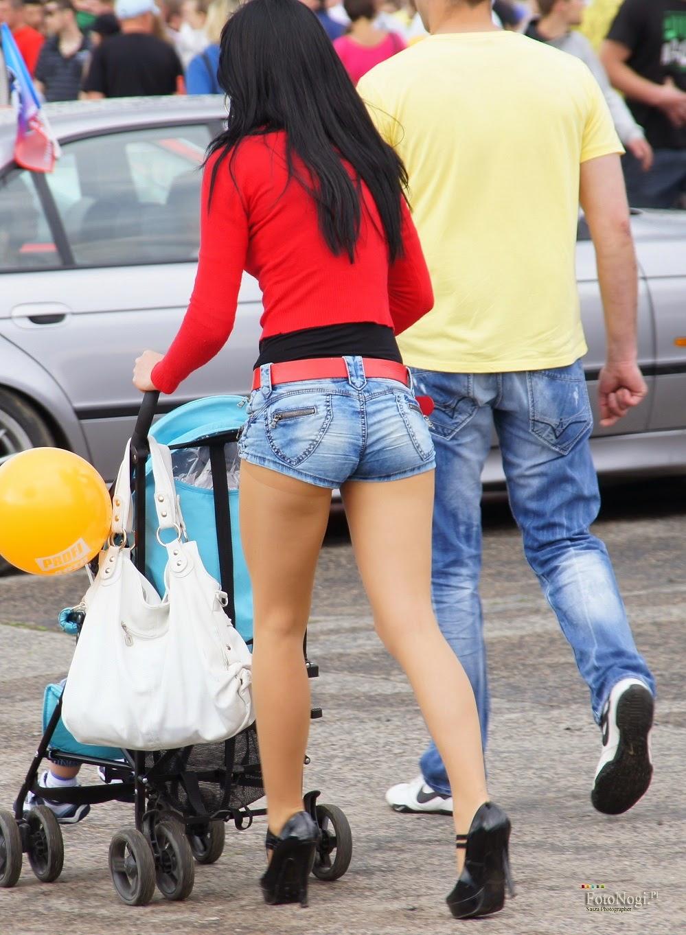 Voyeur mujeres en tiendas