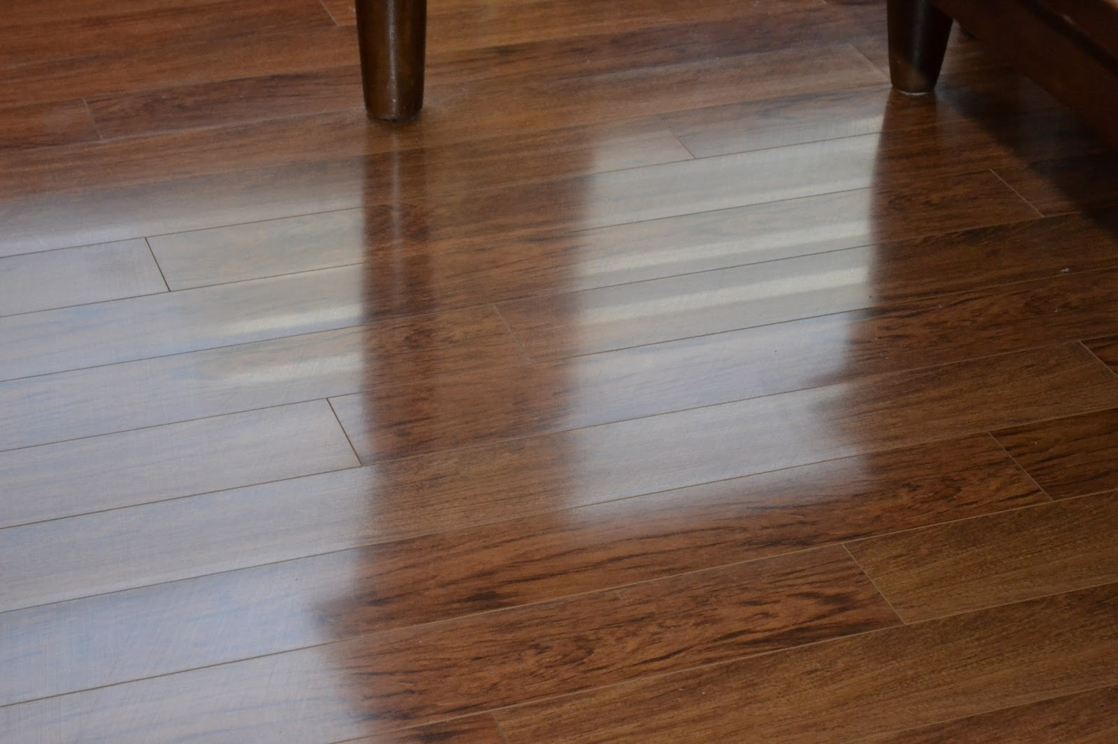 After One Good Mopping With My Swifter On Dry And My New Floor Cleaner In A  Spray Bottle, I Am In Business With Nice Floors Again!