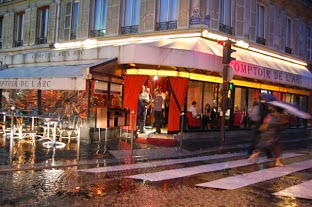 imagen fachada Restaurante Le comptoir de l'arc